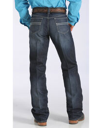 Cinch Men's Carter 2.2 Mid-Rise Relaxed Bootcut Jeans, , hi-res