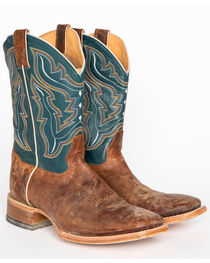 Cody James® Men's Square Toe Western Boots, , hi-res