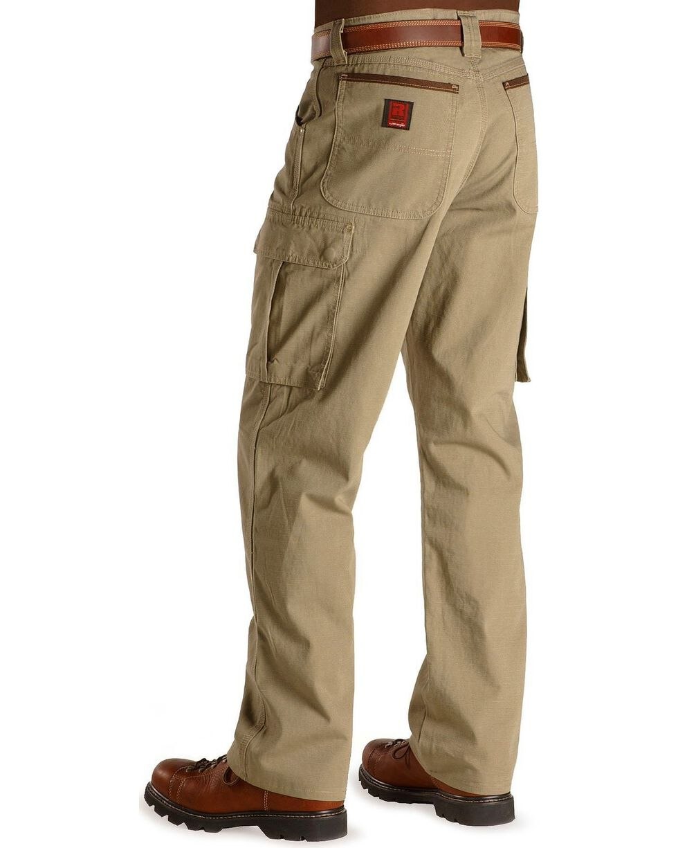Riggs Workwear Men's Ranger Pants, Bark, hi-res