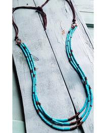 Jewelry Junkie Women's Triple Strand Necklace , , hi-res