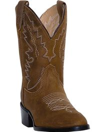 Dan Post Kid's Shane Western Boots, , hi-res