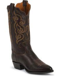 Tony Lama Signature Series Rista Calf Cowboy Boots - Medium Toe, , hi-res