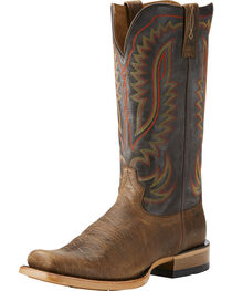 Ariat Men's Palo Duro Cowboy Boots - Square Toe, , hi-res