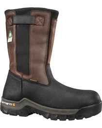 Carhartt Men's Insulated Wellington Boots - Steel Toe, , hi-res