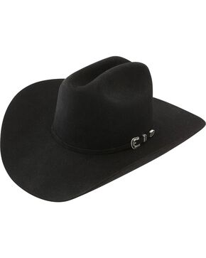 Stetson Skyline 6X Fur Felt Hat, Black, hi-res