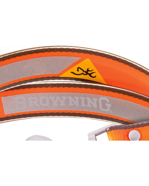Browning Orange 4ft x 5/8in Pet Leash , Orange, hi-res