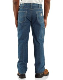 Carhartt Flame Resistant Double Front Relaxed Fit Utility Jeans, , hi-res