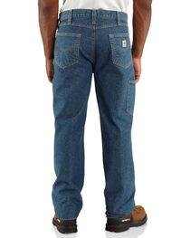 Carhartt Men's Flame Resistant Double Front Jeans, , hi-res