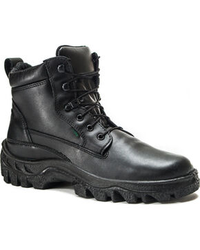Rocky Men's TMC Postal Approved Duty Boots, Black, hi-res