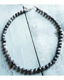 Jewelry Junkie Women's Labradorite Choker , , hi-res