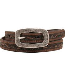 Ariat Embossed Belt, , hi-res
