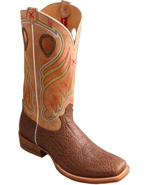 Twisted X Men's Crazy Horse Western Boots, Crazyhorse, hi-res