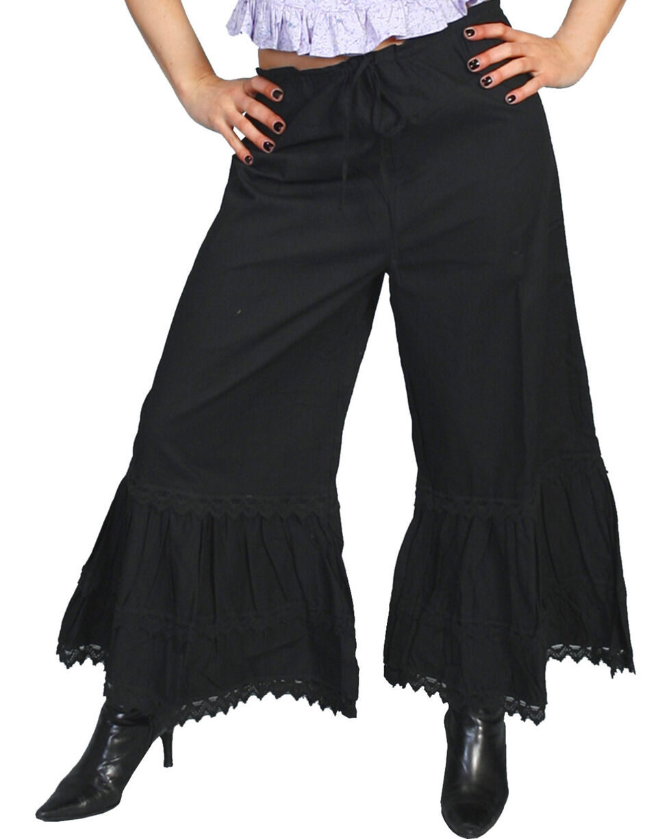 Rangewear by Scully Women's Bloomers, Black, hi-res