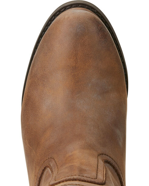 Ariat Women's Broadway Wedge Booties, Tan, hi-res