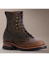 Frye Women's Logger 8G Boots, , hi-res