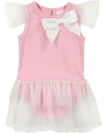 Shyanne® Infant Girls' Bow and Tutu Onesie, , hi-res