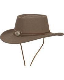 Silverado Unisex Dusty Crushable Wool Western Hat, , hi-res