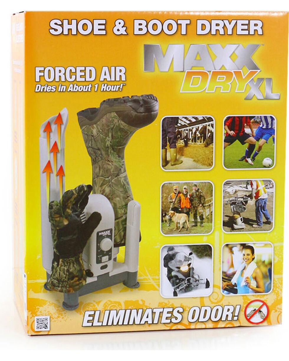 MaxxDry XL Shoe, Boot, & Glove Dryer, White, hi-res