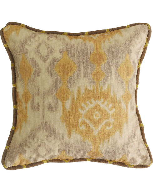 HiEnd Accents Casablanca Reversible Pillow , Multi, hi-res