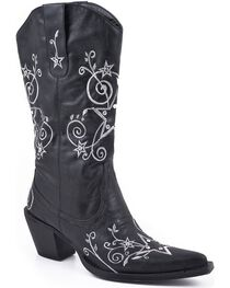 Roper Women's Musical Star Western Boots, , hi-res