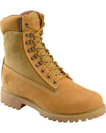 Chippewa Men's Waterproof Nubuc Work Boots, , hi-res