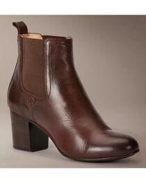 Frye Stella Chelsea Short Boots, , hi-res