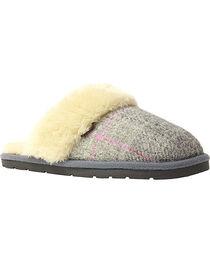 Lamo Footwear Women's Wembley Scuff Slippers , , hi-res