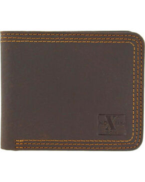 Nocona Men's HD Xtreme Work Wallet, Brown, hi-res