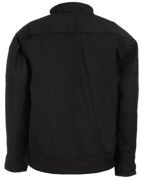 Berne Eiger Softshell Jacket - Big and Tall, Black, hi-res
