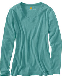 Carhartt Women's Long Sleeve Calumet Shirt, , hi-res