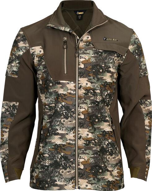 Rocky Men's Camo Venator 2-Layer Jacket , Camouflage, hi-res