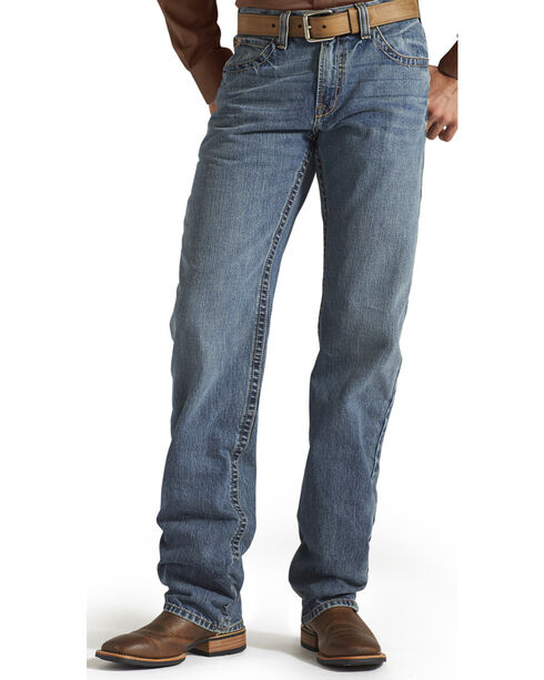Ariat Denim Jeans - M3 Smokestack Loose Fit, Denim, hi-res