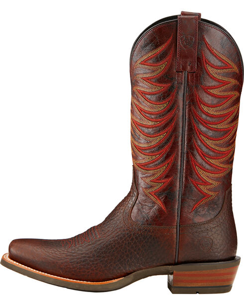 Ariat Men's Crosswire Performance Western Boots, Brown, hi-res