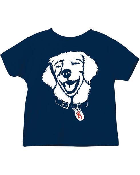 Browning Toddler Boys' Navy Dog Tag Tee , Navy, hi-res