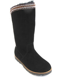 Lamo Women's Madelyn Suede Winter Boots - Round Toe, , hi-res