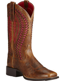Ariat Women's Quickdraw Venttek Work Boots, , hi-res