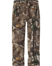 Carhartt Men's Camo Rugged Flex Rigby Dungarees - Straight Leg , , hi-res