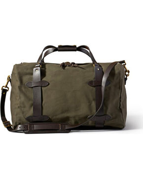 Filson Medium Duffle Bag, Dark Green, hi-res