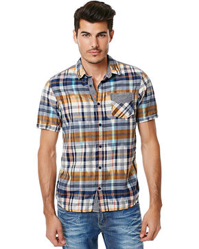 Buffalo David Bitton Men's Sarat Shirt, Plaid, hi-res