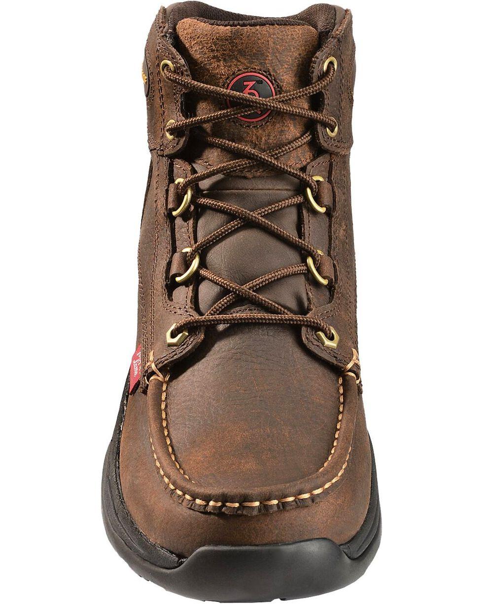 Tony Lama Men's 3R Waterproof Western Boots, Briar, hi-res