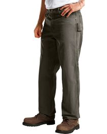 Dickies Men's Relaxed Fit Sanded Duck Carpenter Jeans, , hi-res