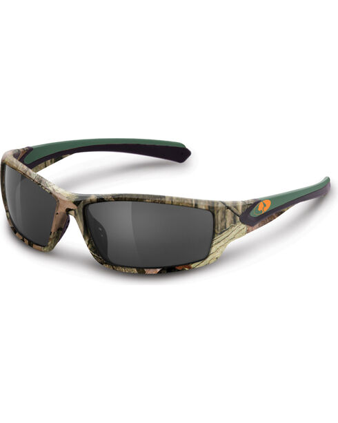 Mossy Oak Men's Break-Up Infinity® Camouflage Ridgeline Sunglasses, Camouflage, hi-res