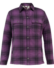 Wolverine Women's Rosewood Sherpa Lined Shirt Jac, , hi-res