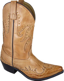 Smoky Mountain Willow Cowgirl Boots - Snip Toe, , hi-res