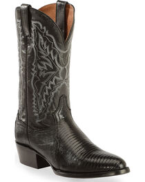 Dan Post Men's Raleigh Lizard Western Boots, , hi-res