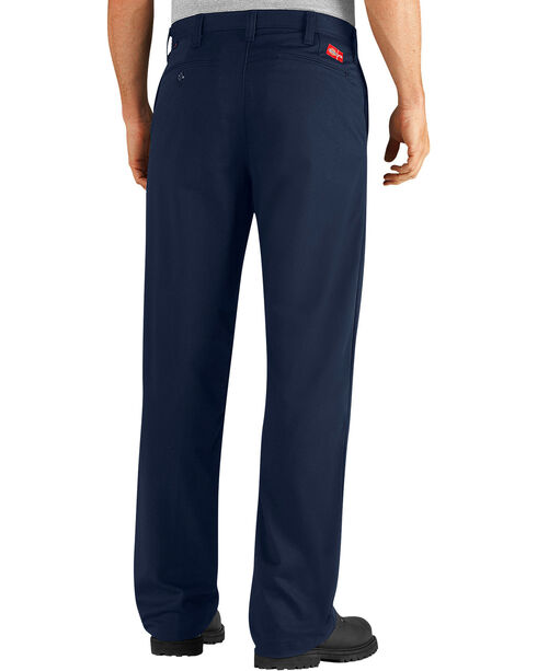 Dickies Flame Resistant Twill Pants, Navy, hi-res