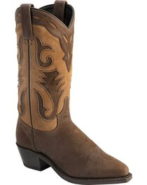 Sage Boots by Abilene Women's 2-Tone Cutout Western Boots, , hi-res