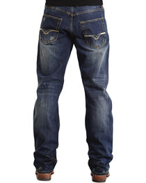 "Stetson 1520 Fit ""V"" & ""X"" Stitched Jeans, , hi-res"