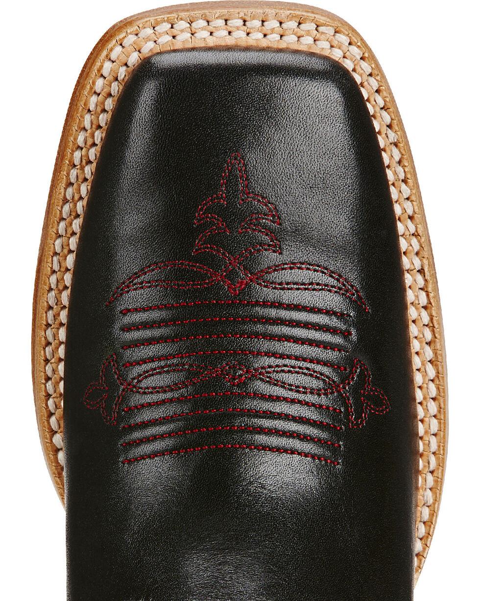 Ariat Gringa Raven Western Boots, Black, hi-res