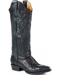 Stetson Women's Bailey Western Boots, , hi-res